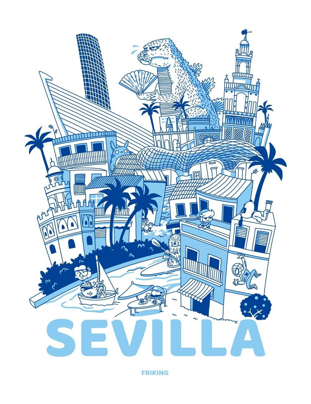Frikeando Sevilla