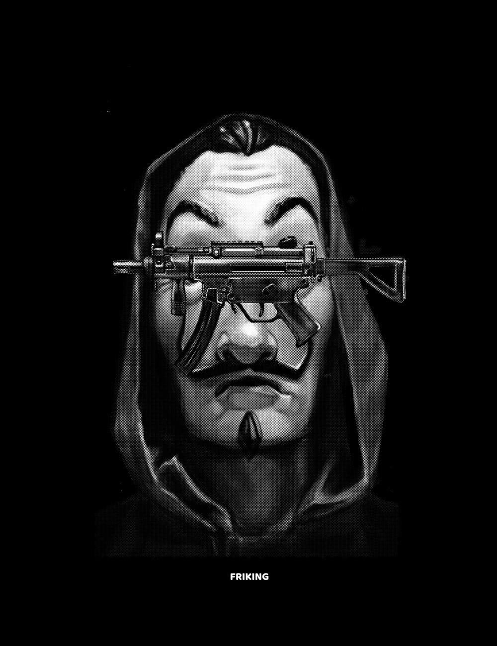 Dark thief