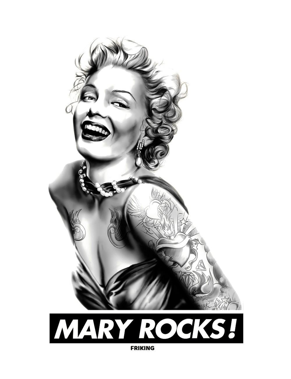 Mary Rocks
