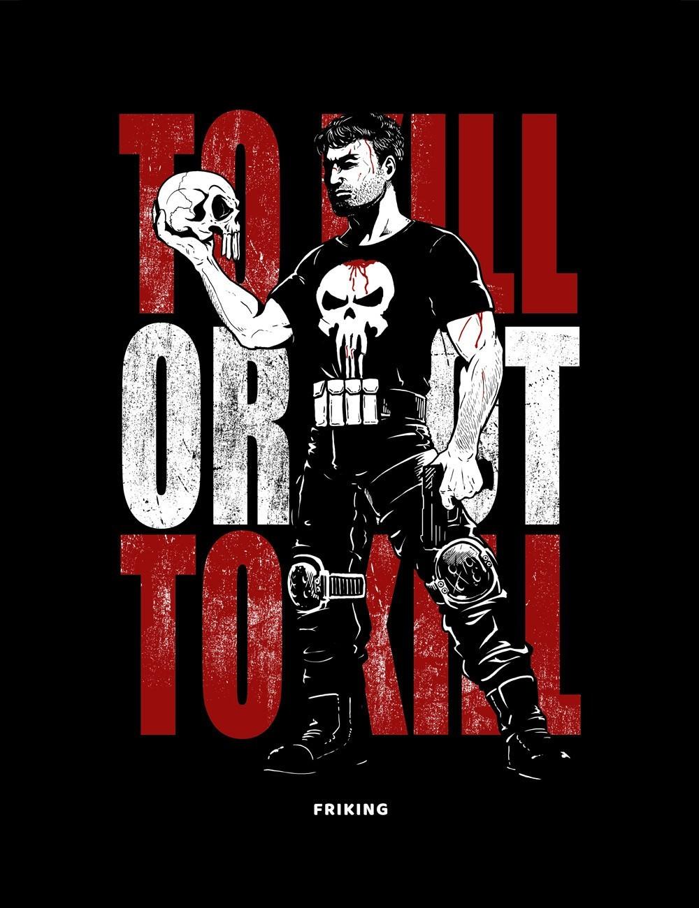 To kill or not to kill