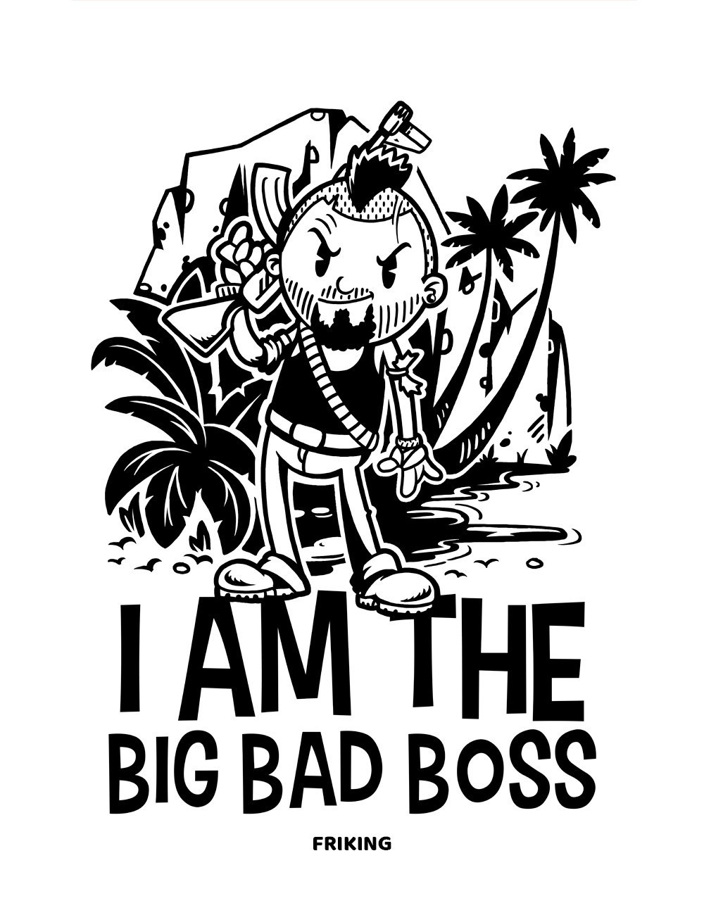 Big Bad Boss