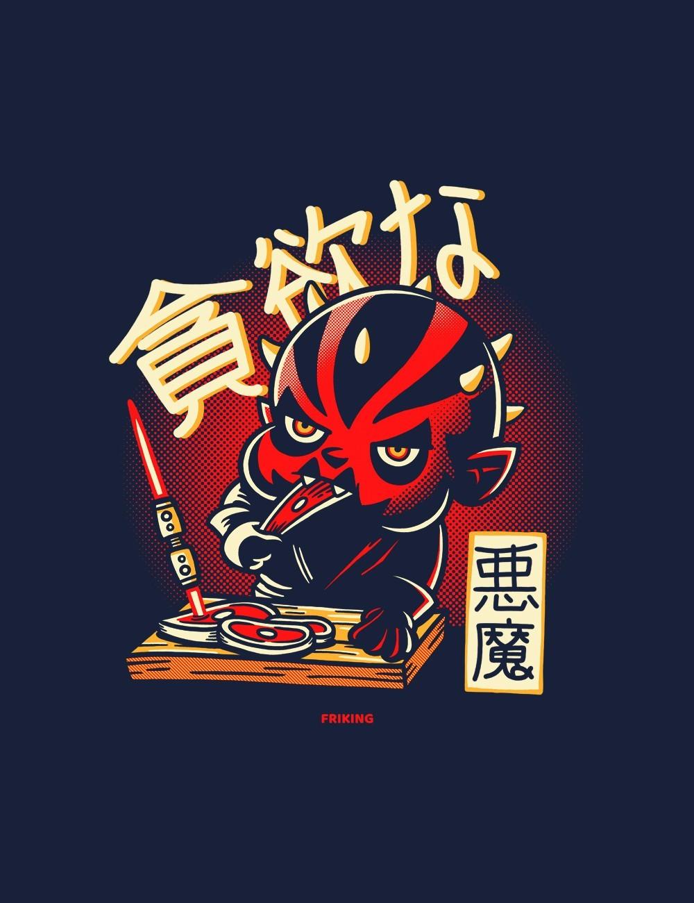Chibi Demon