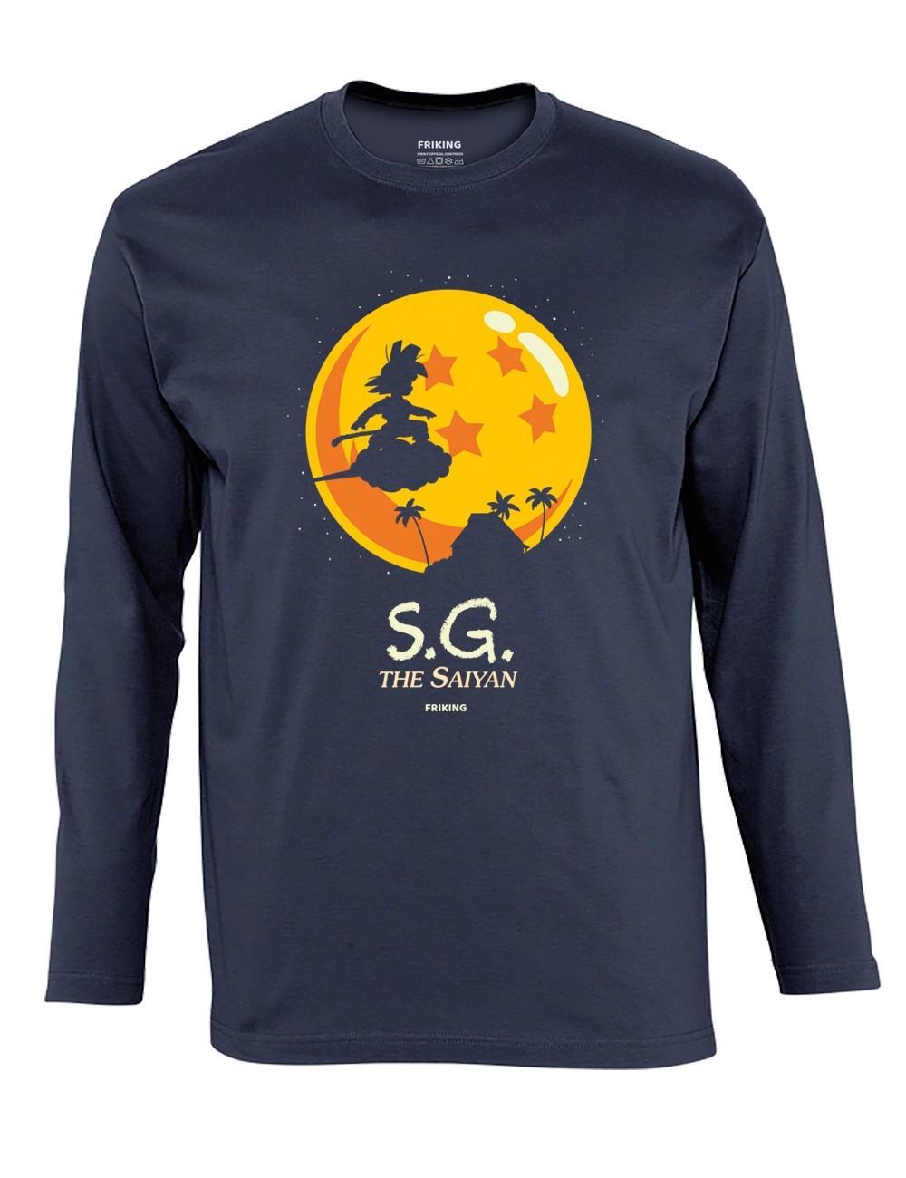 S.G. the saiyan