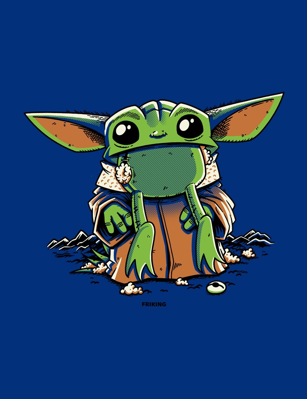 Alien Frog
