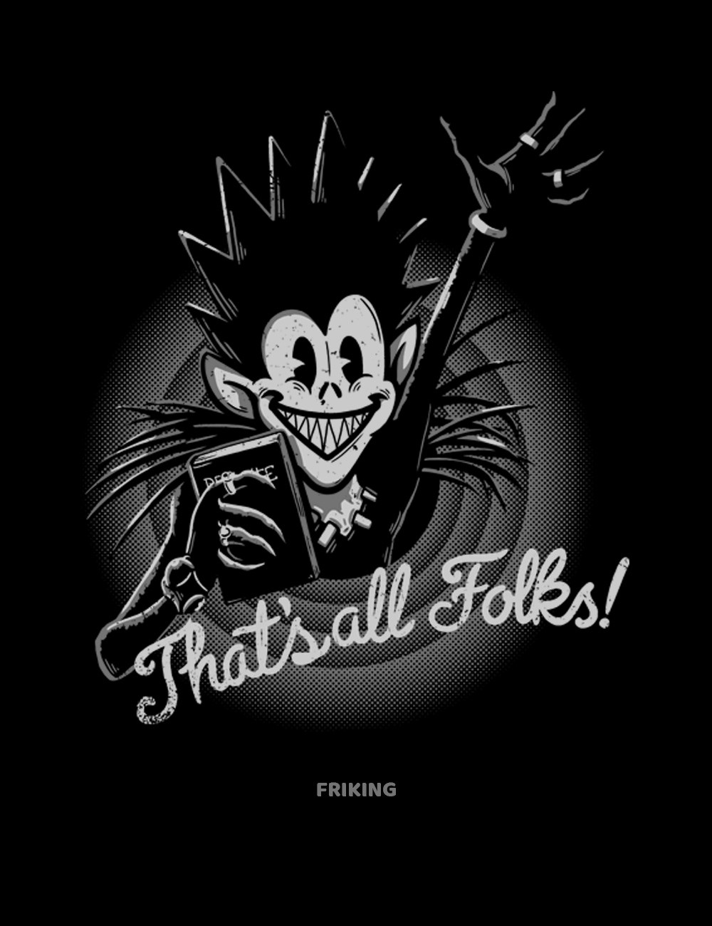 Camiseta original thats all