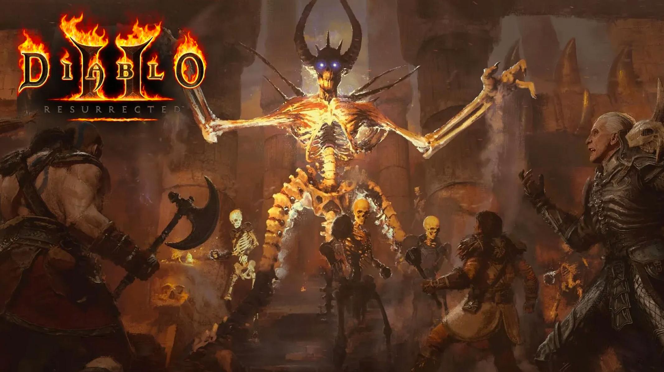 Diablo 2 Resurrected - Videojuego lanzamiento