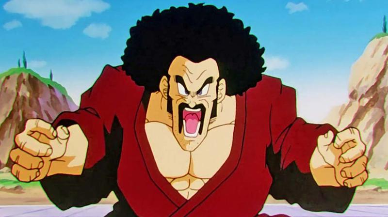 Mr. Satán - Personaje Dragon Ball