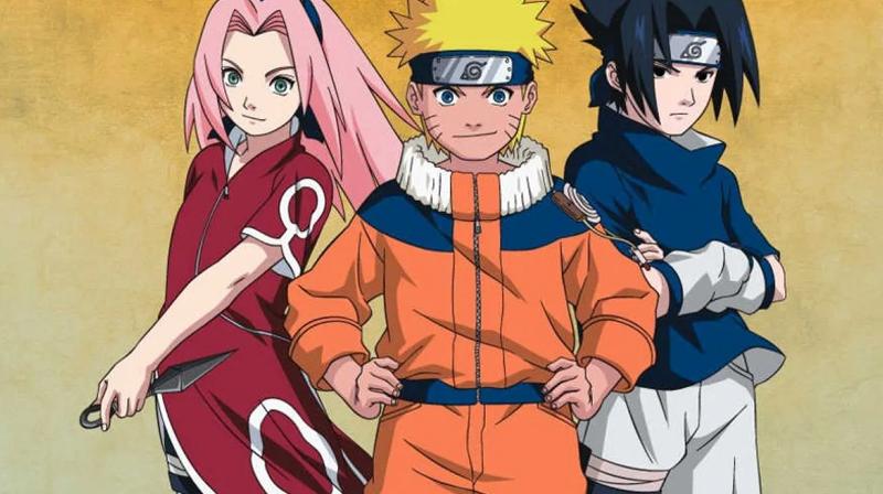 Naruto - 5 animes que no puedes perderte