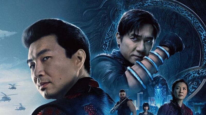 Estreno cine 2021 - Shang Chi