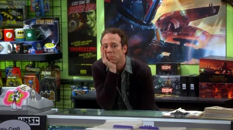 Stuart Bloom - Big bang theory