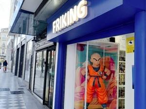 Friking As Cancelas (Santiago de Compostela)